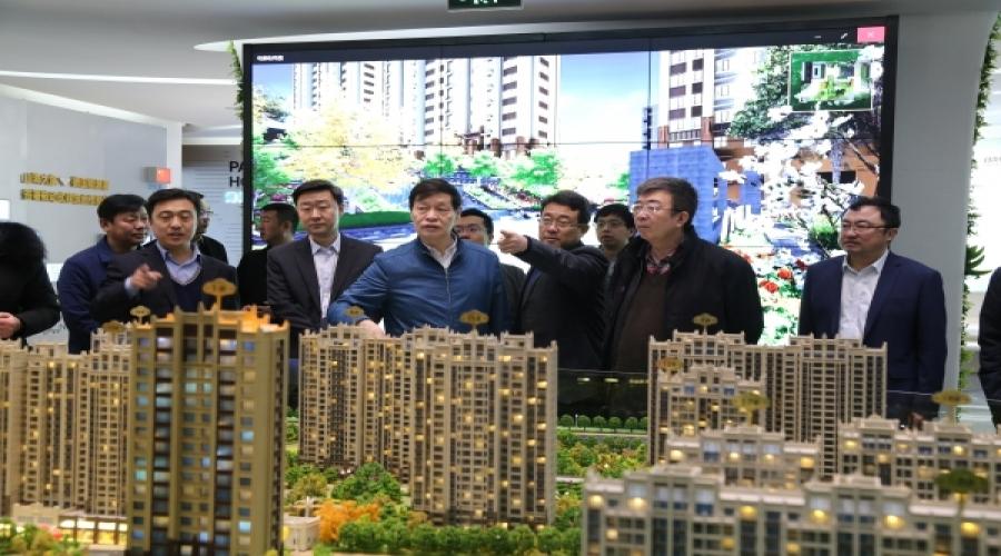 住建部调研组来山东开展绿色智慧住区、农村清洁取暖和建筑能效提升工作调研
