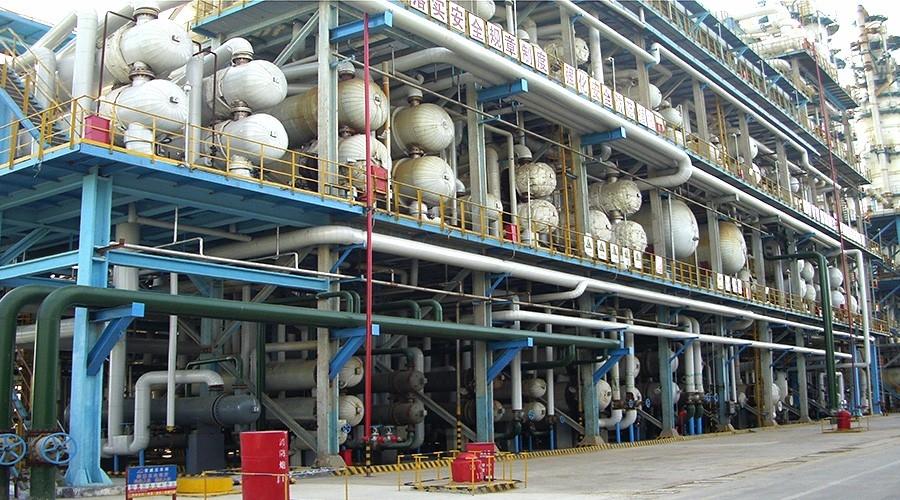 华联石油化工厂有限公司重油催化裂化联合装置项目