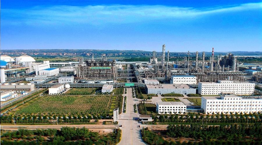 蒲城清洁能源化工有限责任公司项目