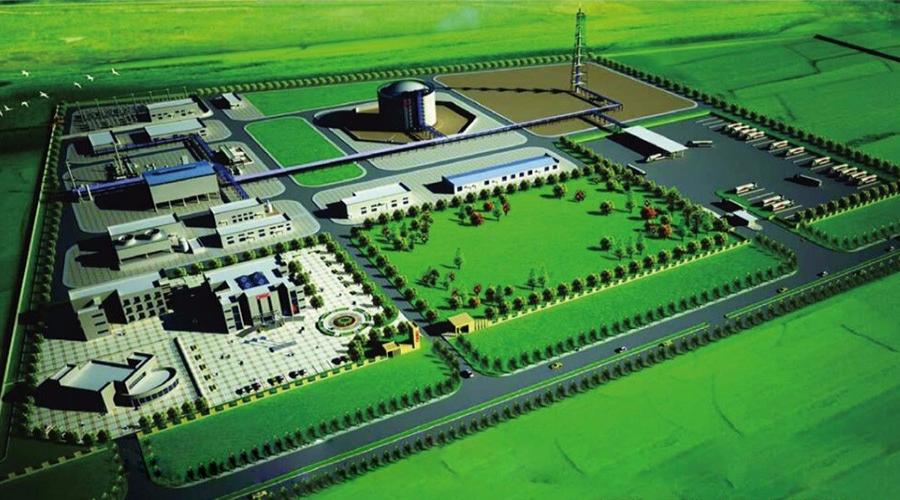 河北华气天然气有限公司霸州100万立/天LNG项目