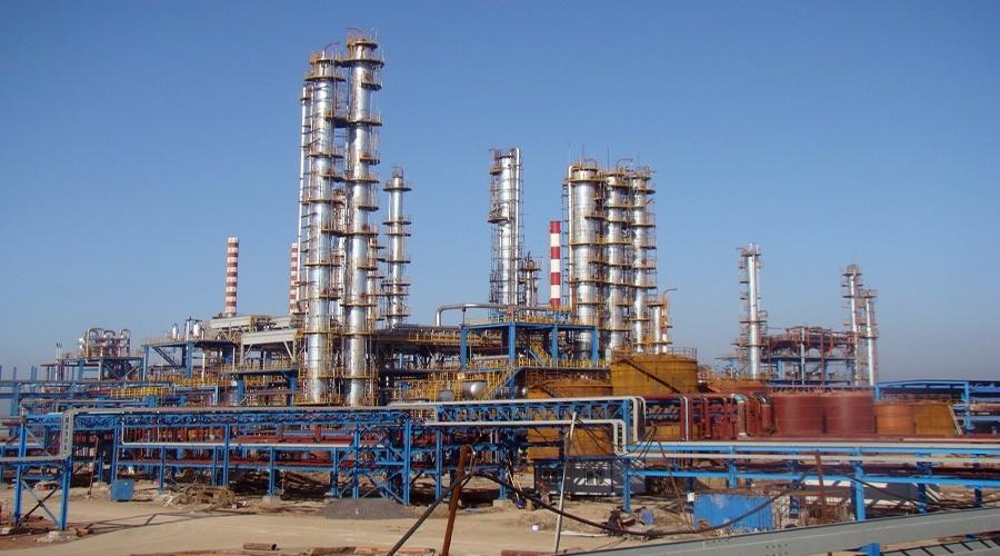 中海中捷成品油罐区项目