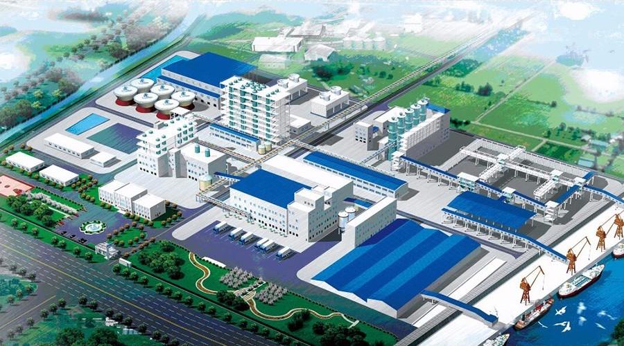 江苏井神盐业公司联碱项目工程