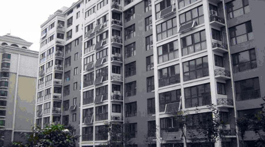 锦绣家园住宅楼工程